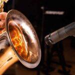 Best Microphone Baritone Saxophone Live