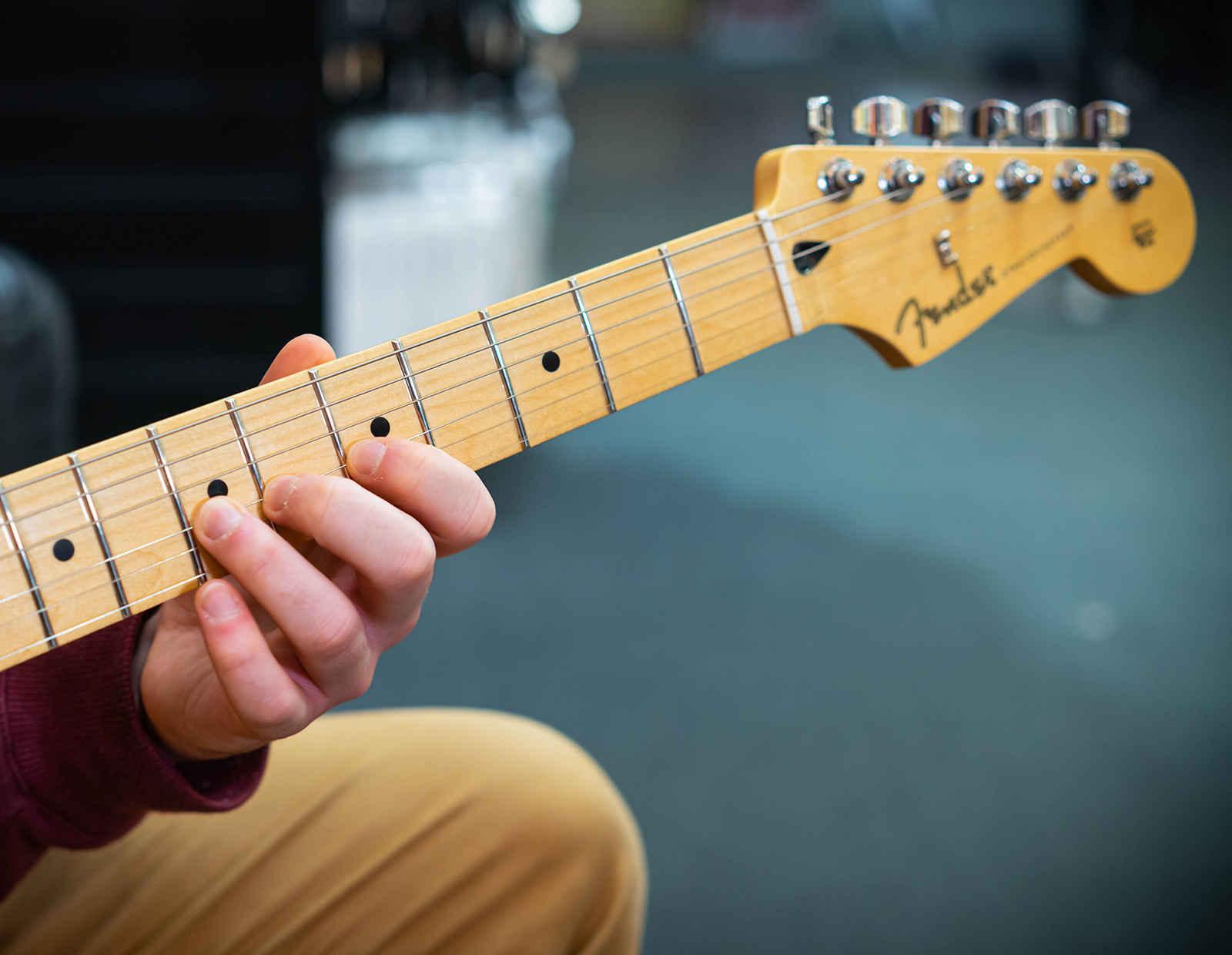 best guitar for clean tones