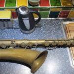 best vintage baritone saxophones