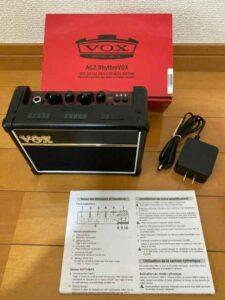 VOX AC2 Rhythm Vox Bass Guitar Amp Review